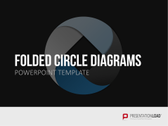 Circle Diagrams Folded _http://www.presentationload.com/folded-circle-diagrams-powerpoint.html