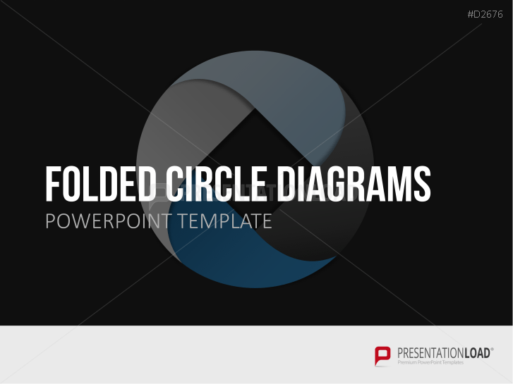 Circle Diagrams Folded _https://www.presentationload.com/folded-circle-diagrams-powerpoint.html