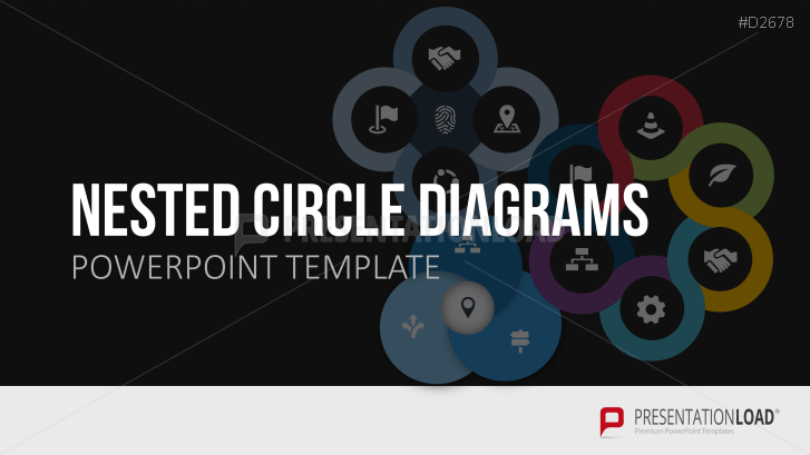 Circle-Diagrams Nested