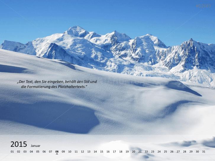 Foto Kalender 2015 _http://www.presentationload.de/foto-kalender-2015.html