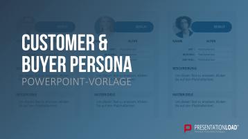 Customer & Buyer Persona _https://www.presentationload.de/marketing-ppt-praesentationen/Customer-Buyer-Persona.html