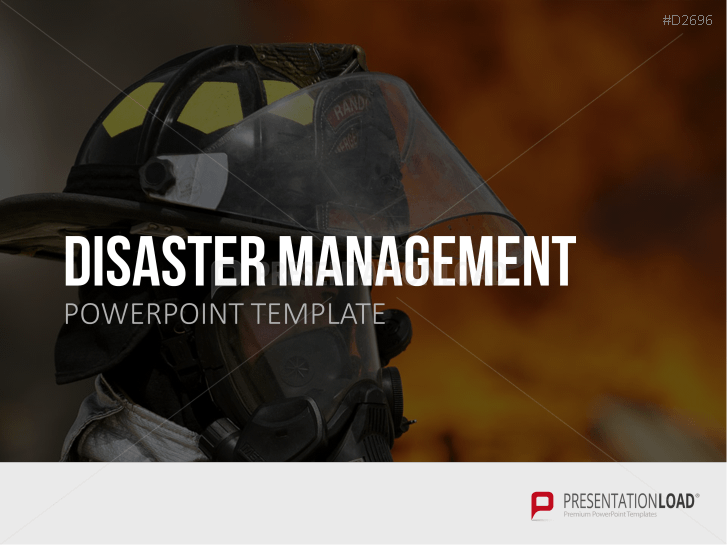 Disaster Management _http://www.presentationload.com/disaster-management-powerpoint-template.html