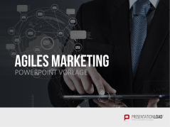 Agiles Marketing _http://www.presentationload.de/agiles-marketing-powerpoint-vorlage.html