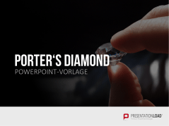 Porter's Diamond _https://www.presentationload.de/porters-diamond-vorlage.html