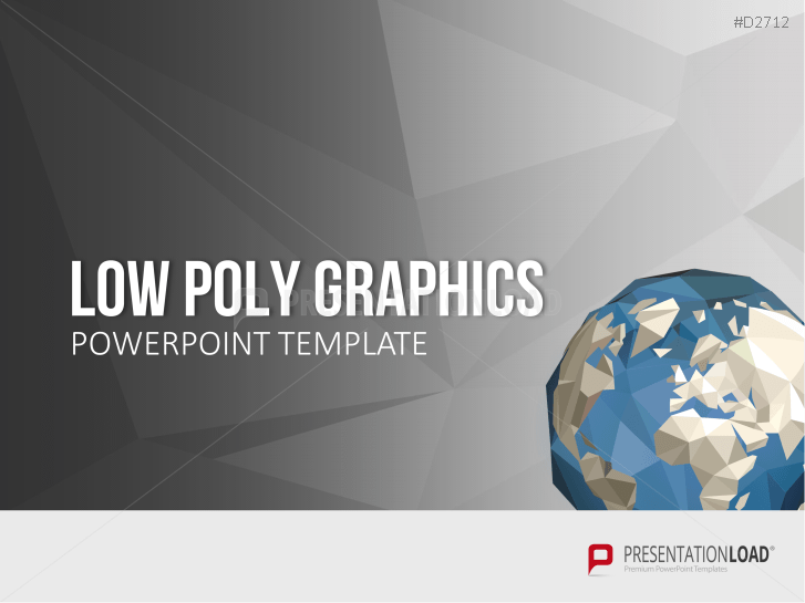 Low Poly Graphics _http://www.presentationload.com/low-poly-graphics.html