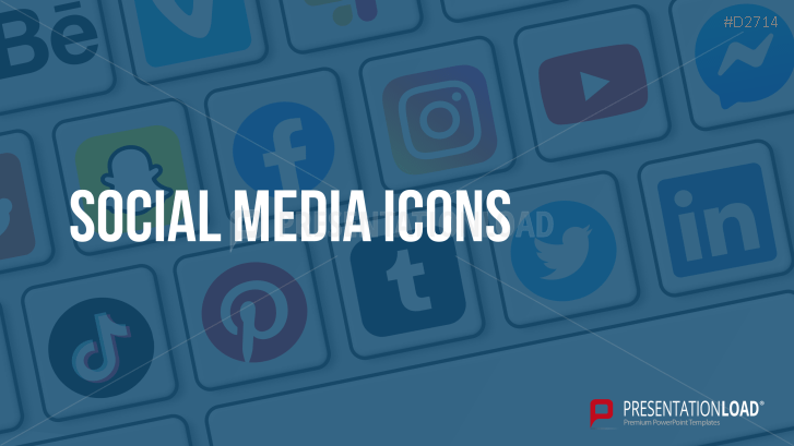 Social-Media-Icons – Tastatur