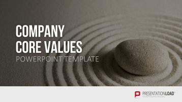 Company Core Values _https://www.presentationload.com/company-core-value-powerpoint-template.html