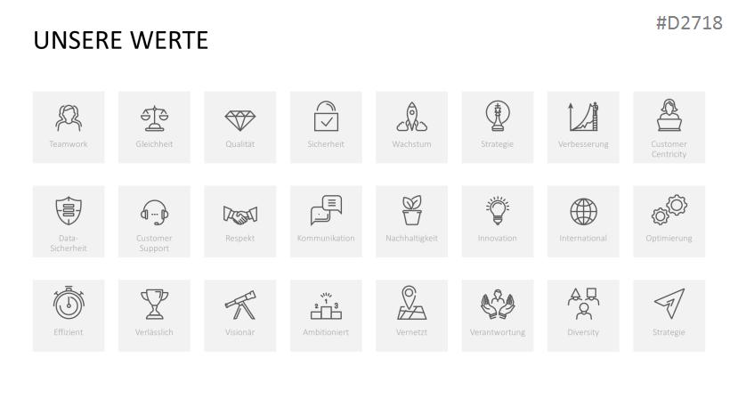 presentationload vision mission statements - Unternehmensleitbild Beispiele