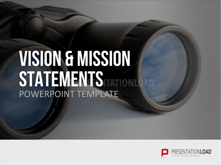 Vision & Mission Statements _https://www.presentationload.com/vision-mission-statement-powerpoint-template.html