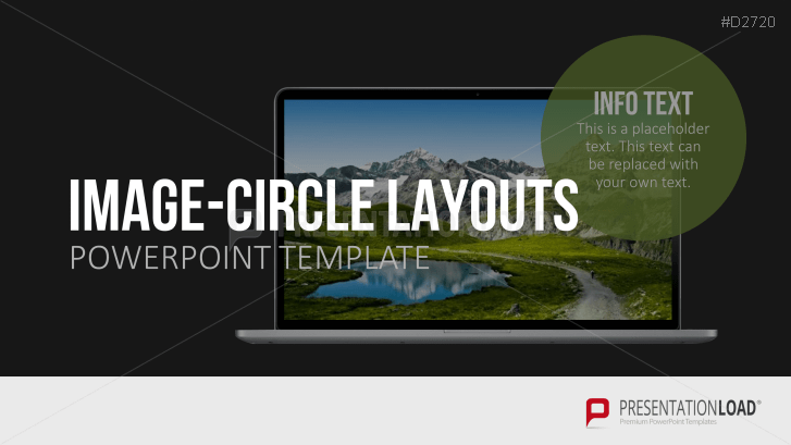 Image Circle Layouts