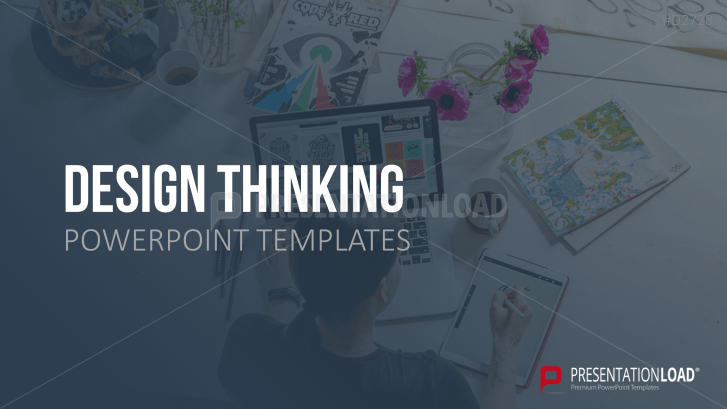 design thinking powerpoint template