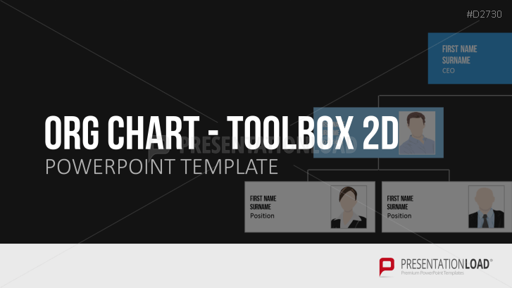 Org Chart - Toolbox 2D