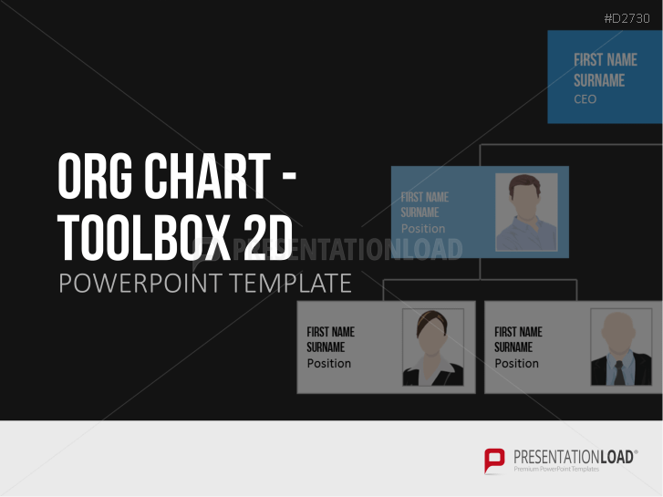 Org Chart - Toolbox 2D _https://www.presentationload.com/org-chart-toolbox-2d.html