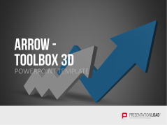 Pfeile - Toolbox 3D _https://www.presentationload.de/pfeile-toolbox-3d.html