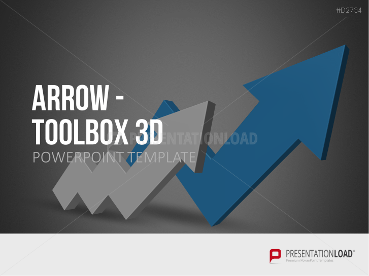 Arrow - Toolbox 3D _https://www.presentationload.com/arrow-toolbox-3d.html