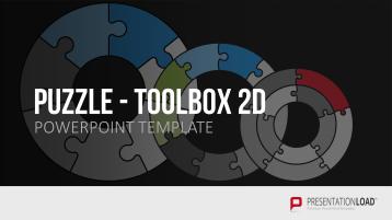 Rompecabezas - Caja de herramientas 2D _https://www.presentationload.es/puzzle-toolbox-2d-es.html