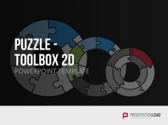 Puzzle - Toolbox 2D _https://www.presentationload.de/puzzle-toolbox-2d.html