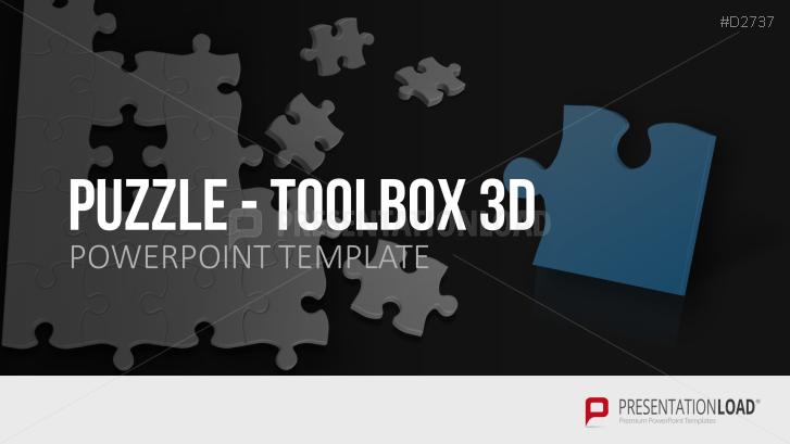 Puzzle - Toolbox 3D