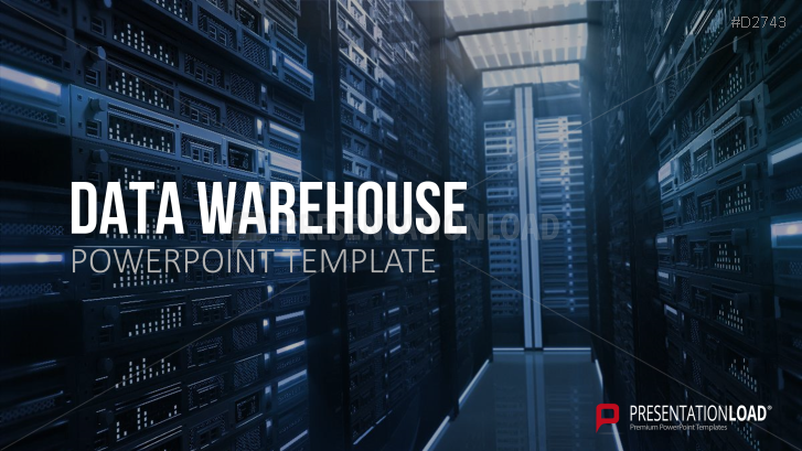 Data Warehouse Powerpoint Template