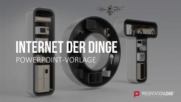 Internet der Dinge _https://www.presentationload.de/internet-der-dinge-powerpoint-vorlage.html