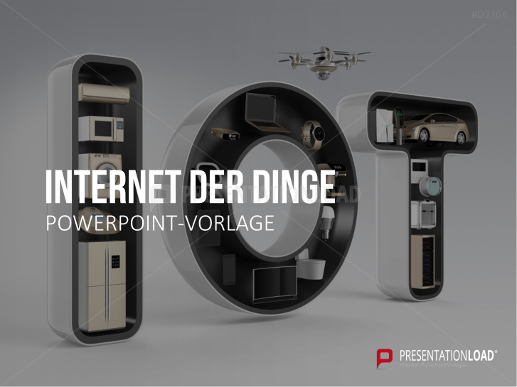 Internet der Dinge _https://www.presentationload.de/internet-der-dinge-powerpoint-vorlage.html