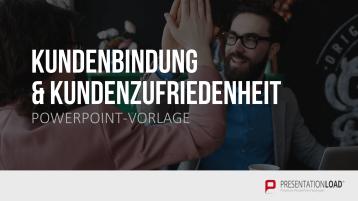 Kundenbindung & Kundenzufriedenheit _https://www.presentationload.de/kundenbindung-kundenzufriedenheit-powerpoint-vorlage.html