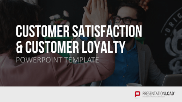 Customer Satisfaction & Customer Loyalty _https://www.presentationload.com/customer-satisfaction-customer-loyalty-template.html
