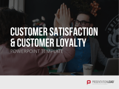 Customer Satisfaction & Customer Loyalty _https://www.presentationload.com/customer-satisfaction-customer-loyalty-template.html