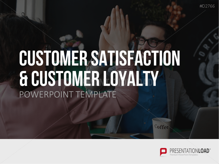 Fidélisation de la clientèle et la satisfaction des clients _https://www.presentationload.fr/customer-satisfaction-customer-loyalty-template-fr.html