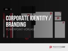 Corporate Identity / Branding _http://www.presentationload.de/corporate-identity-branding-vorlagen.html