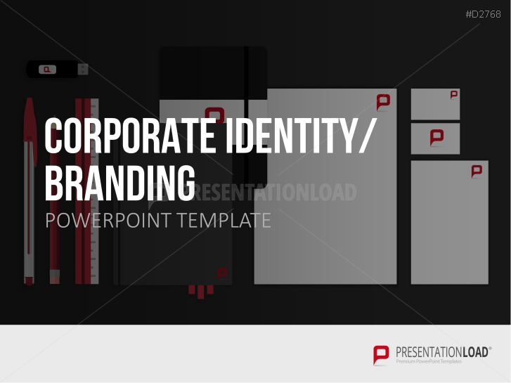 Corporate Identity / Branding _https://www.presentationload.fr/corporate-identity-branding-fr.html