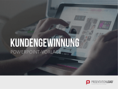 Kundengewinnung _https://www.presentationload.de/kundengewinnung-powerpoint-vorlage.html
