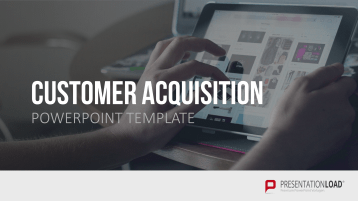 Customer Acquisition _https://www.presentationload.com/customer-acquisition-powerpoint-template.html