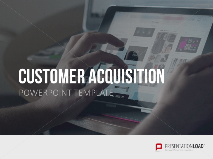 Acquisition de clients _https://www.presentationload.fr/customer-acquisition-powerpoint-template-fr.html