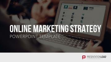 Online Marketing Strategy _https://www.presentationload.com/online-marketing-strategy-powerpoint-template.html