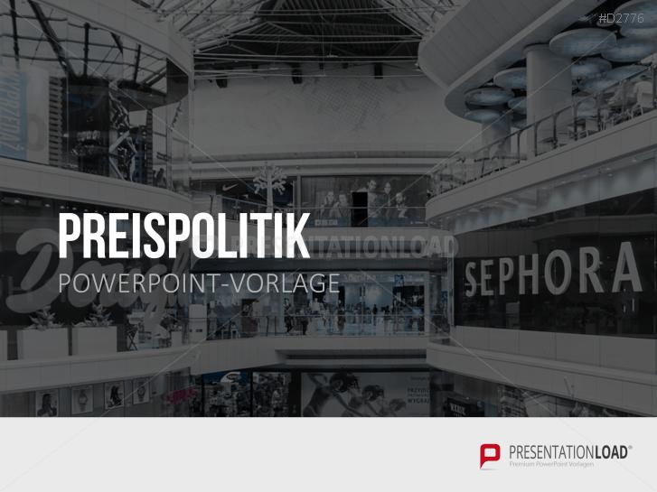Preispolitik _https://www.presentationload.de/preispolitik-powerpoint-vorlage.html