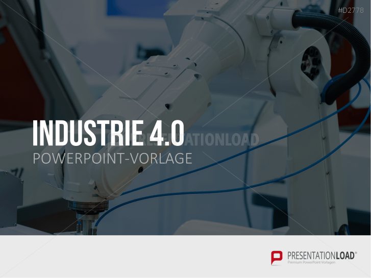 Industrie 4.0 _https://www.presentationload.de/industrie-4-0-powerpoint-vorlage.html
