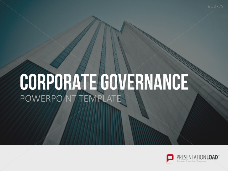Gouvernance d'entreprise _https://www.presentationload.fr/corporate-governance-powerpoint-template-fr-1.html