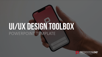 UI/UX Design Toolbox _https://www.presentationload.de/ui-ux-design-toolbox-powerpoint-vorlage.html