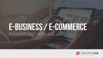 E-Business & E-Commerce _https://www.presentationload.de/e-business-e-commerce-powerpoint-vorlage.html