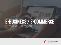 E-Business & E-Commerce _https://www.presentationload.com/e-business-e-commerce-powerpoint-template.html
