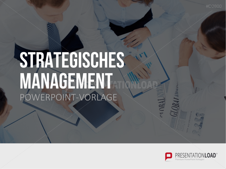 Strategisches Management _https://www.presentationload.de/strategisches-management-powerpoint-vorlage.html