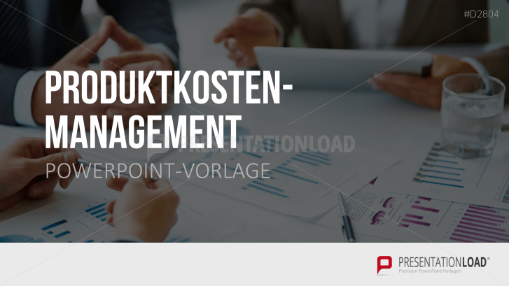 Produktkostenmanagement