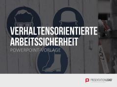 Verhaltensorientierte Arbeitssicherheit _http://www.presentationload.de/verhaltensorientierte-arbeitssicherheit-powerpoint-vorlage.html