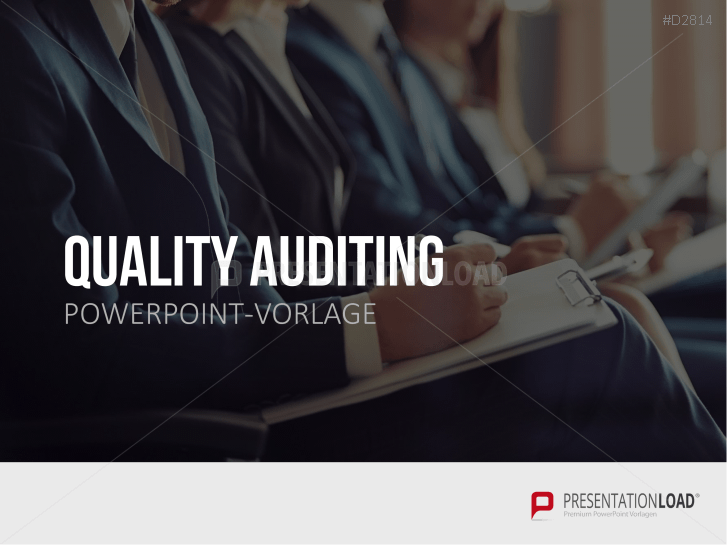 Quality Auditing _https://www.presentationload.de/quality-auditing-powerpoint-vorlage.html
