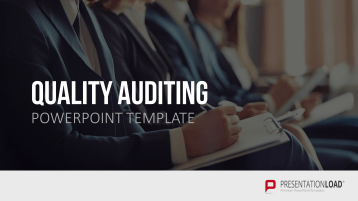 Quality Auditing _https://www.presentationload.com/quality-auditing-powerpoint-template.html