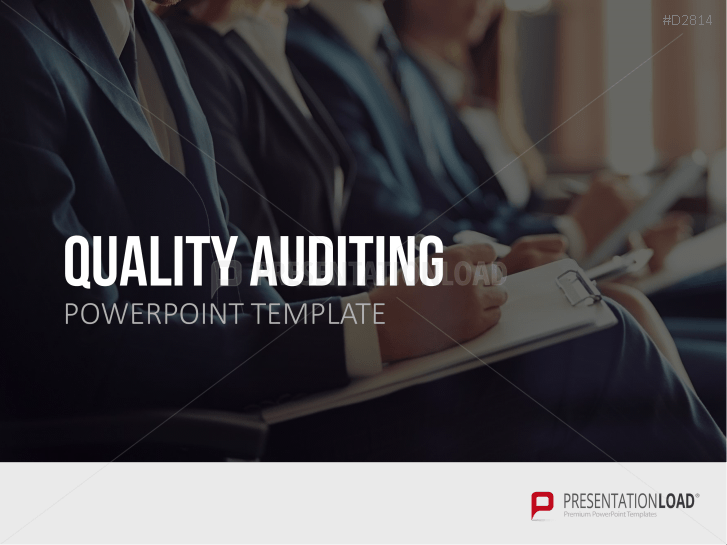 Quality Auditing _https://www.presentationload.es/quality-auditing-powerpoint-plantilla.html