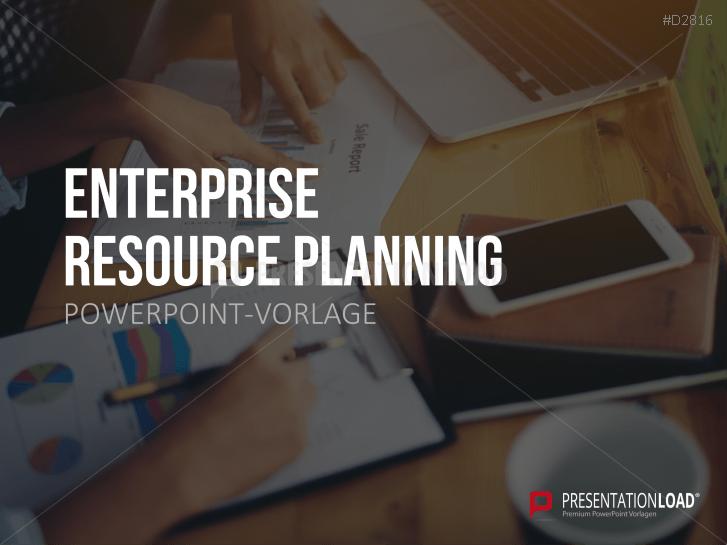 Enterprise Resource Planning _http://www.presentationload.de/enterprise-resource-planning-powerpoint-vorlage.html