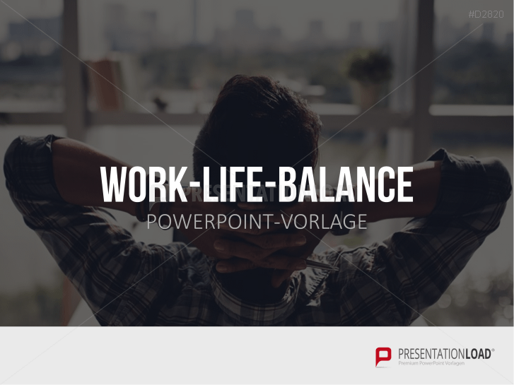 Work-Life-Balance _http://www.presentationload.de/work-life-balance-powerpoint-vorlage.html