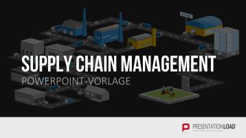 Supply Chain Management _https://www.presentationload.de/supply-chain-management-powerpoint-vorlage.html